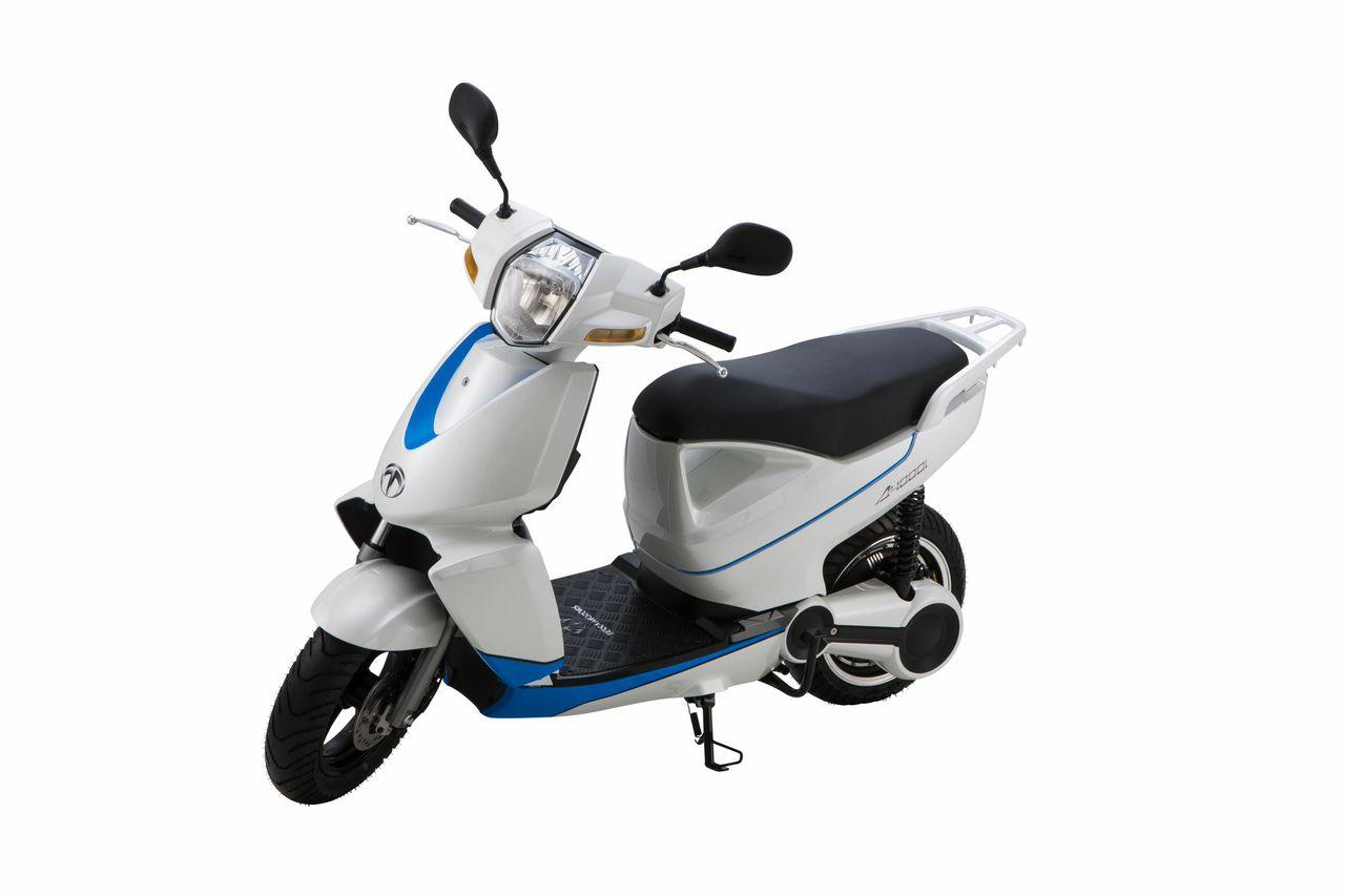 scooter elettrico per iPhone A4000i