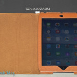 cover case vera pelle iPad mini