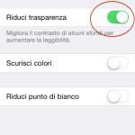 velocizzare iOS 8 lento