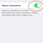 velocizzare iOS 8