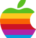 Logo Apple Colors