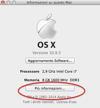 mac compatibili con OS X Yosemite