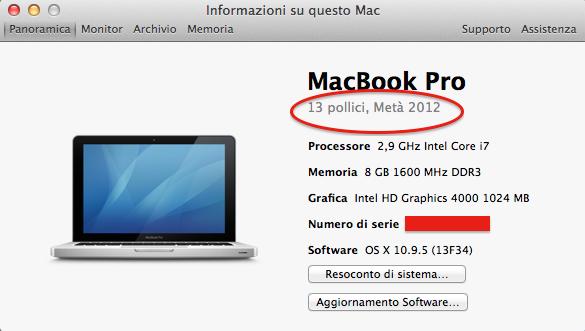 mac compatibili con OS X 10.10 Yosemite