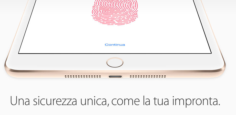 cosa cambia in iPad mini 3