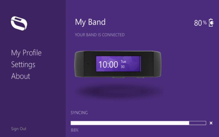 Microsoft Band, il primo accessorio indossabile di Microsoft