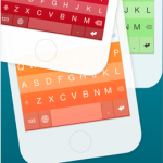 Fleksy Keyboard iOS