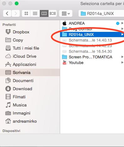 creare file .iso da Mac