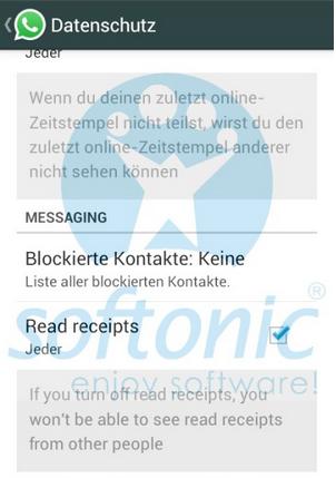 Whatsapp permetterà di disattivare la spunta blu