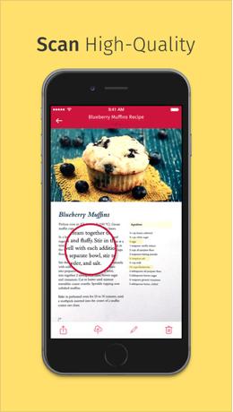app per scansionare documenti da iPhone