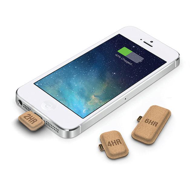 capsula batteria riciclabile per iPhone