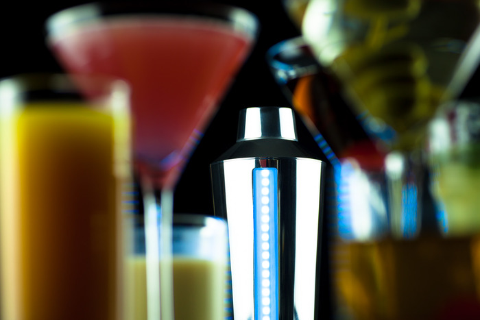 creare cocktail con iPhone