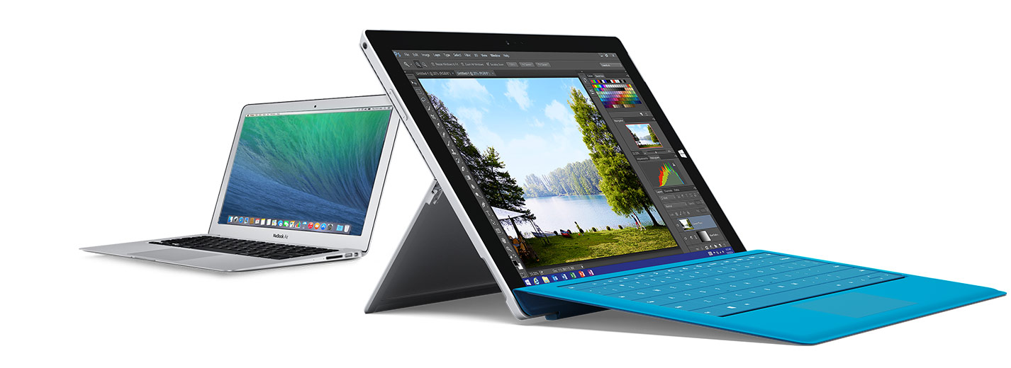 Guida Switch to Surface di Microsoft