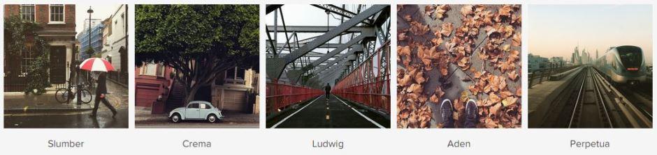 Instagram introduce nuovi filtri fotografici