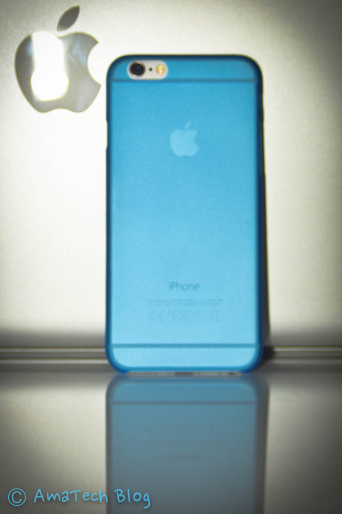 cover iPhone 6 rigida e sottile