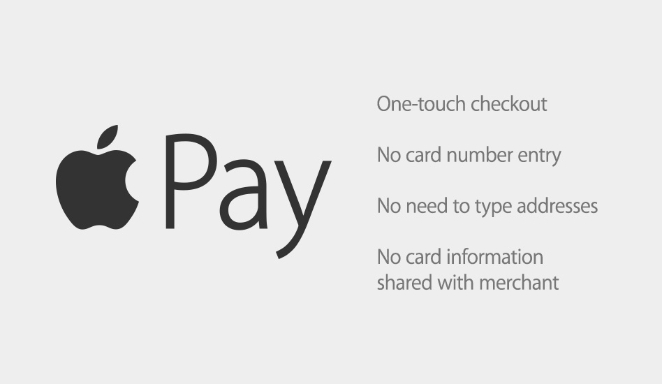 spot MasterCard Apple Pay