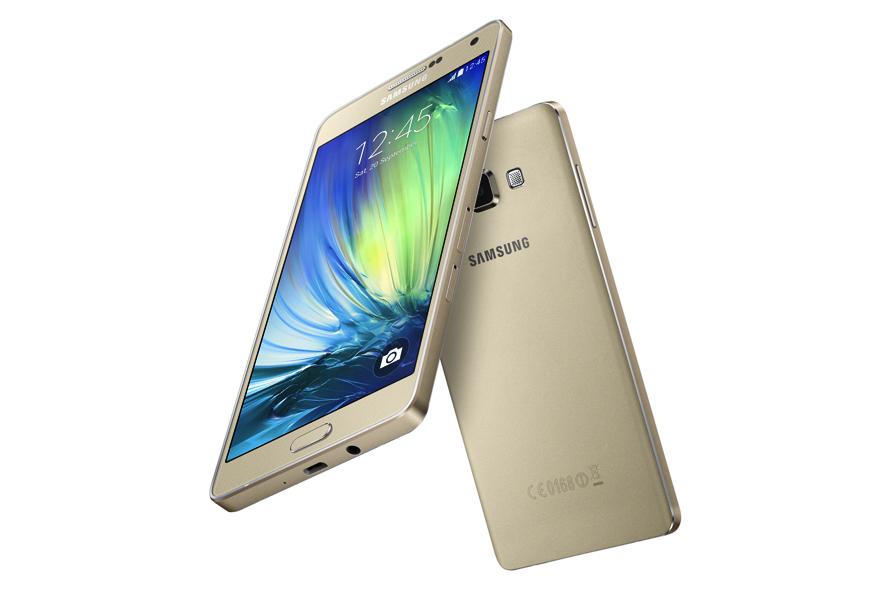 Il nuovo Samsung Galaxy A7