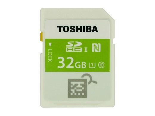 SD Card con NFC integrato