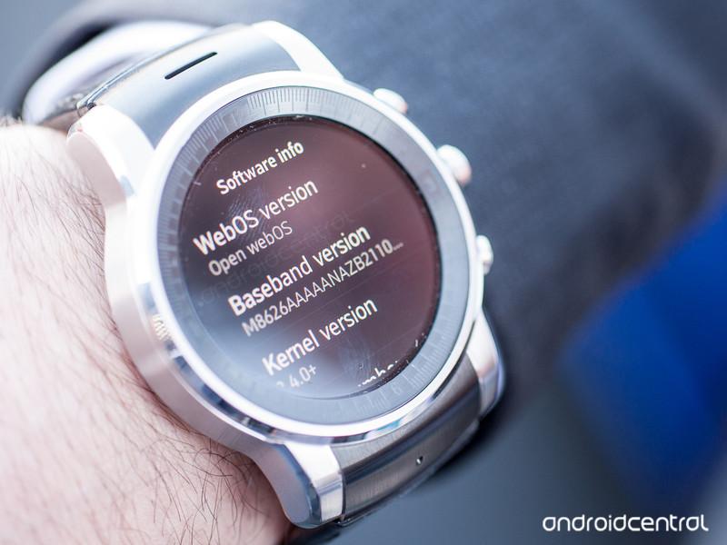 Smartwatch Audi