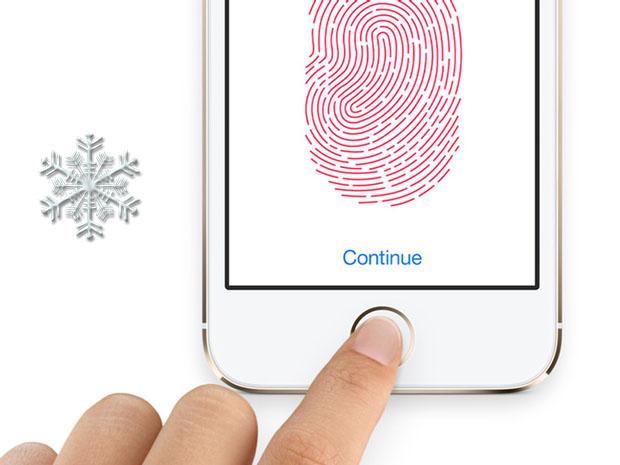TouchID iPhone non funziona col freddo