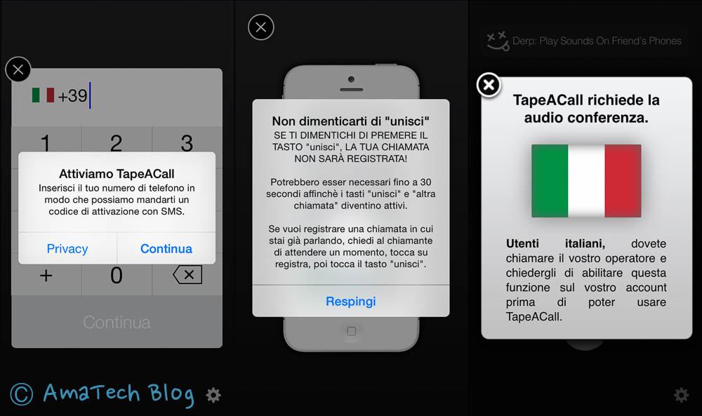 app per registrare telefonate iPhone