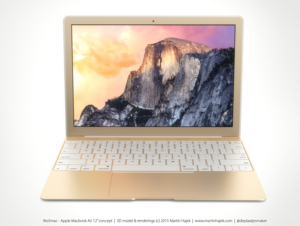 MacBook Air Retina 12""