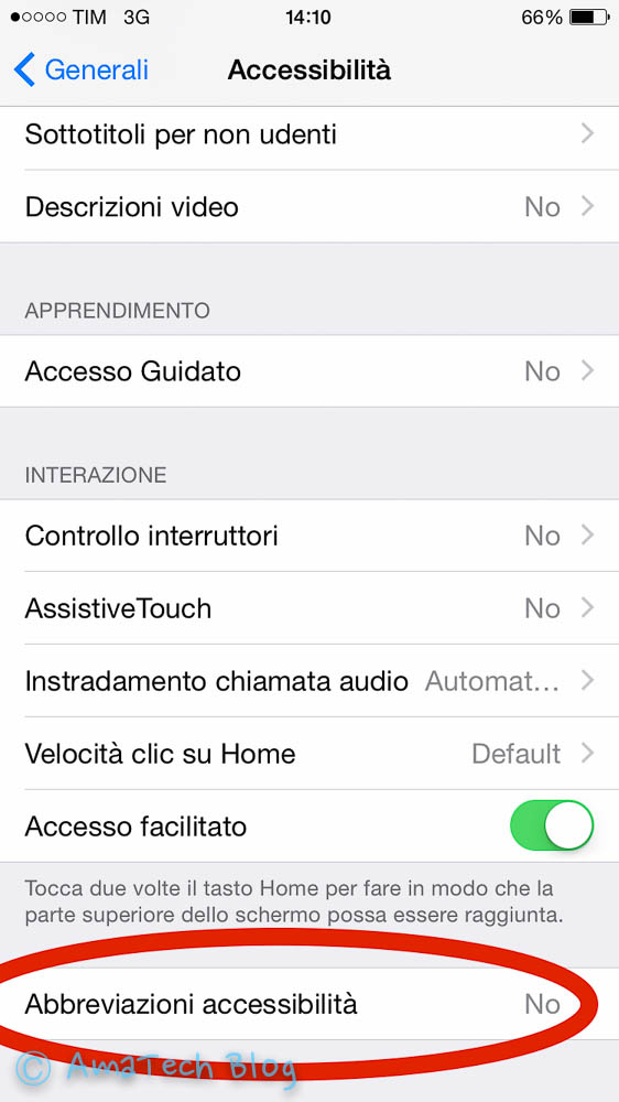 risparmio energetico iOS 8 iPhone 6
