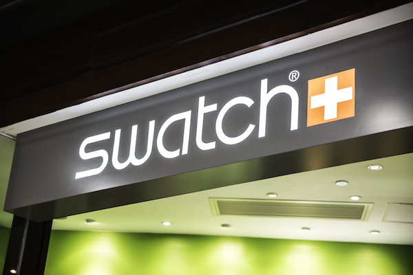Smartwatch Swatch