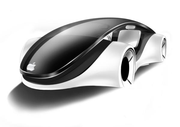 automobile Apple