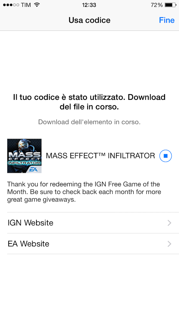 download mass effect infiltrator gratis