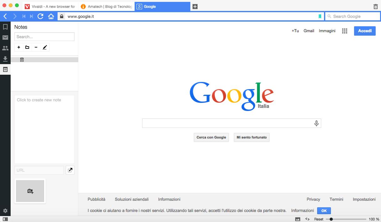 vivaldi nuovo browser microsoft