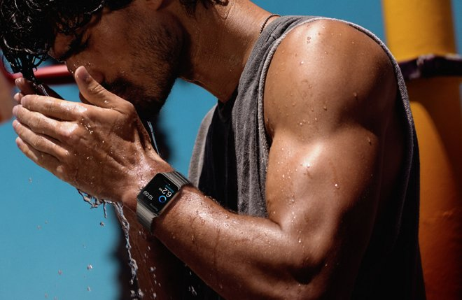 apple watch sarà impermeabile