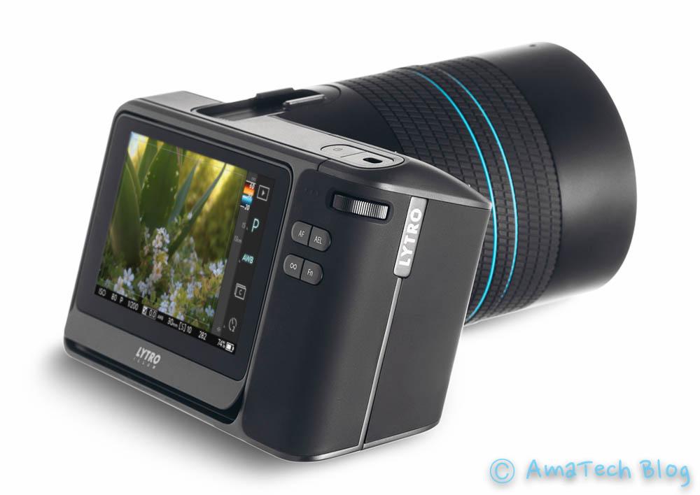 fotocamera plenottica Lytro Illum