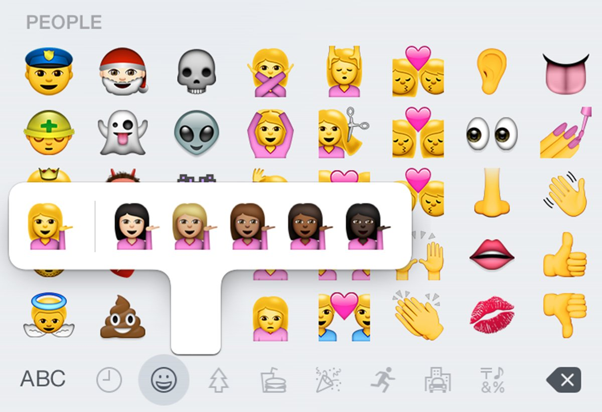emojis apple