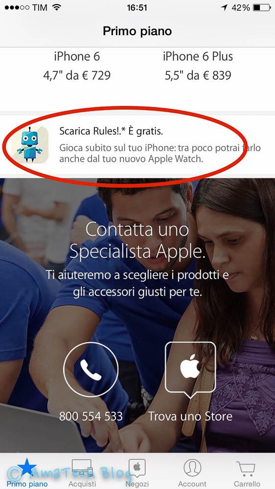app Rules! gratis