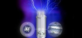 batteria alluminio grafite