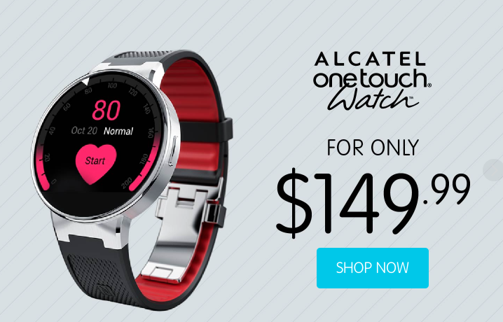 smartwatch alcatel onetouch watch