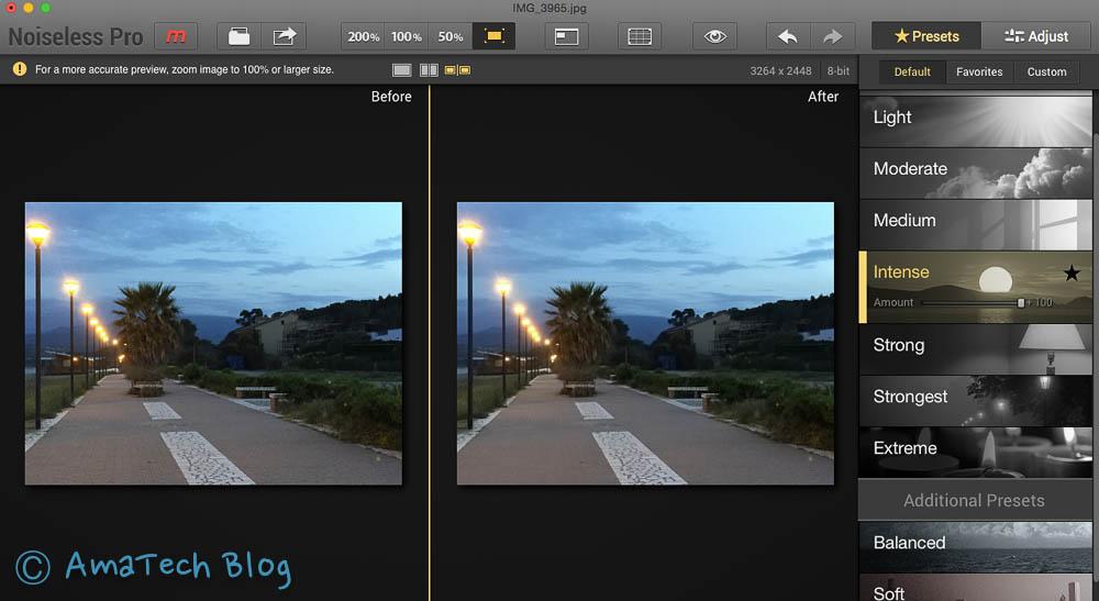 app che migliora qualità foto