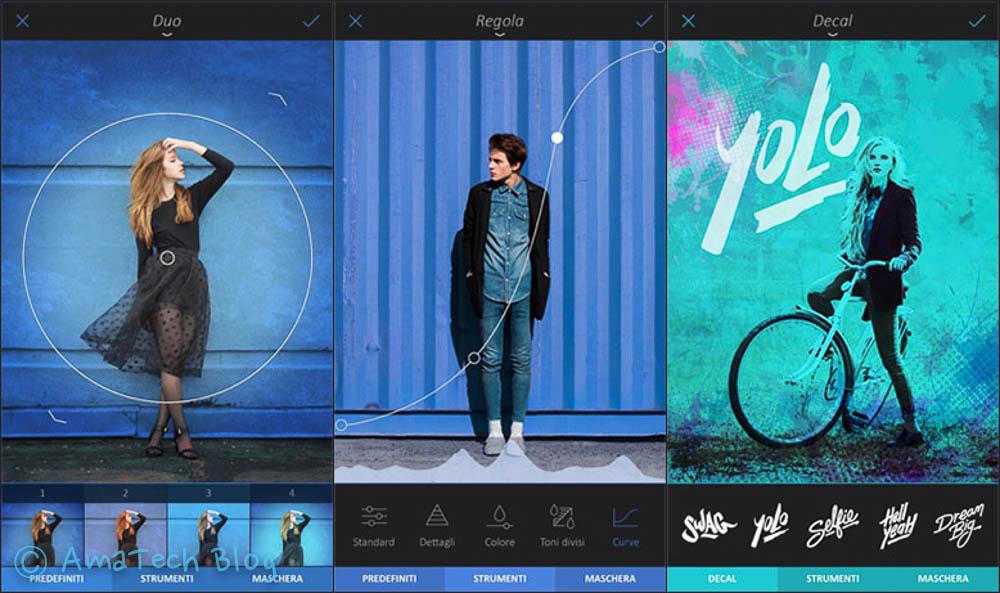 migliore app fotoritocco iPhone