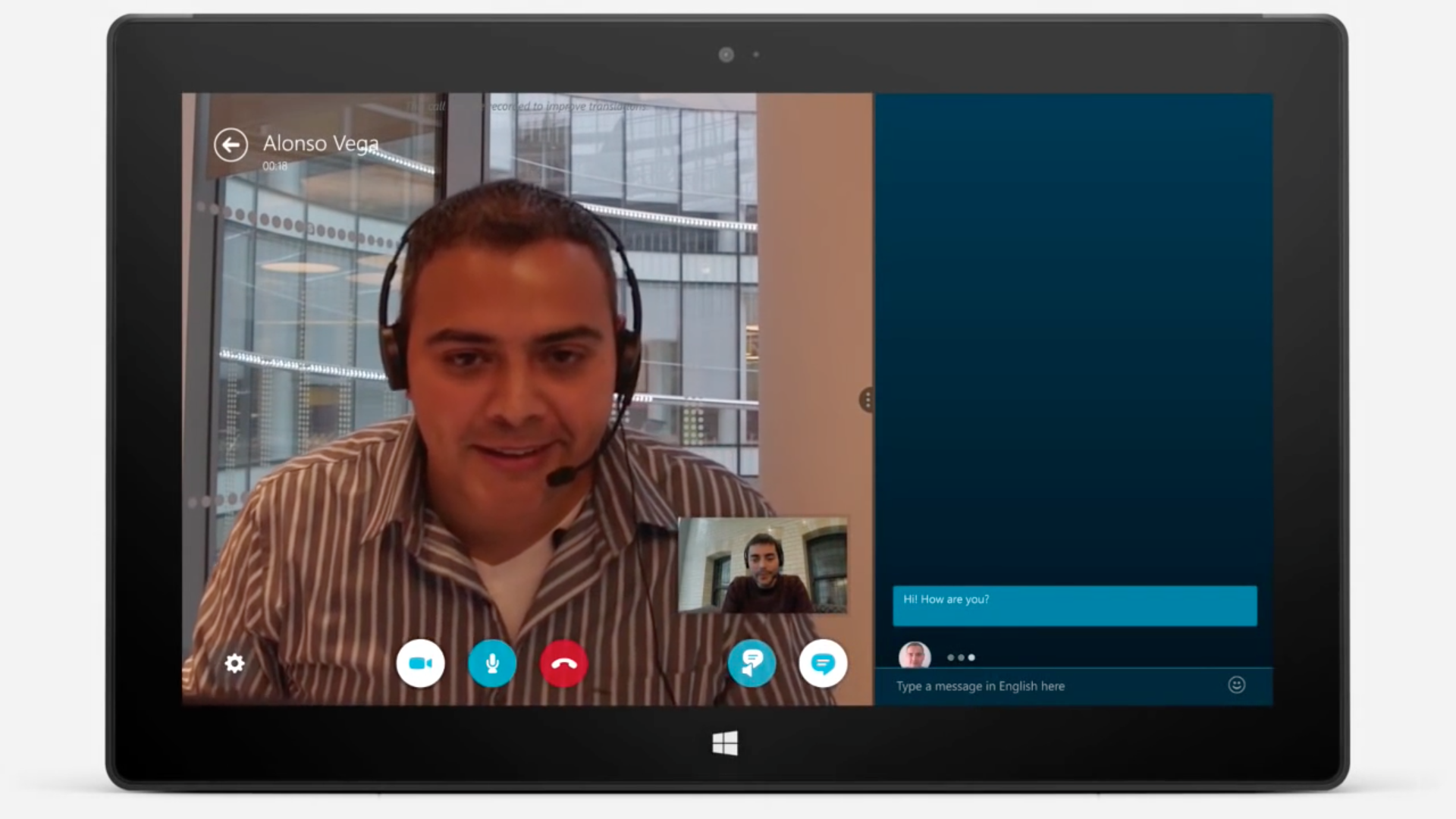 skype translator disponibile per windows
