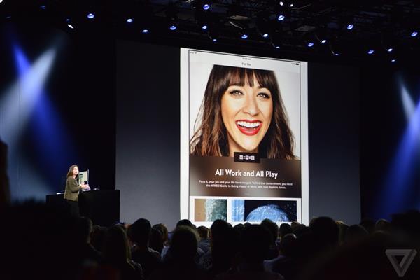 novità WWDC Apple Giugno 2015