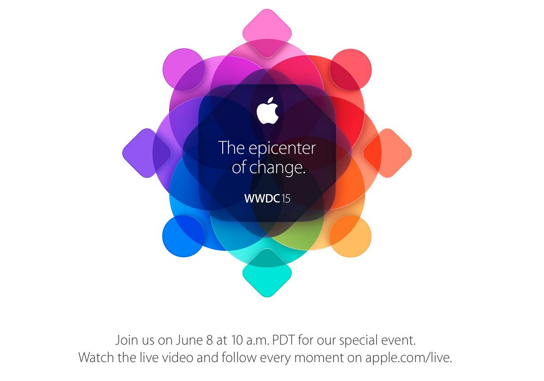 WWDC Giugno 2015 Apple