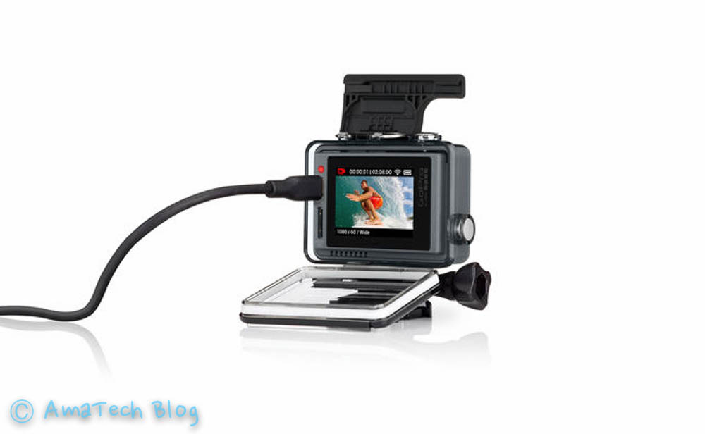 entry-level gopro hero+