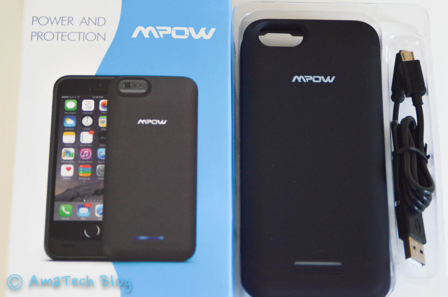 mpow battery case iPhone 6