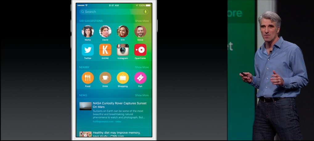 novità WWDC Giugno 2015