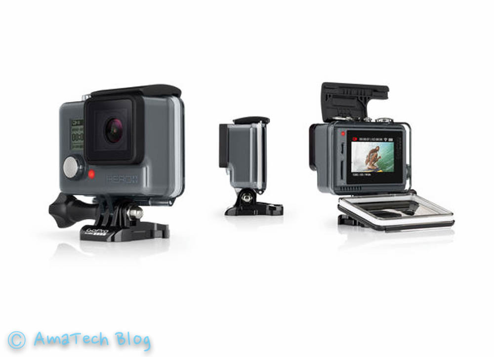 nuova entry level gopro hero+