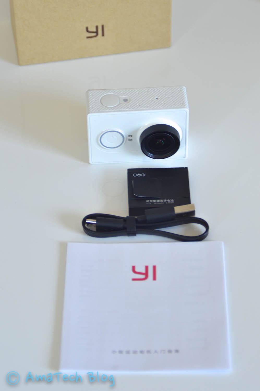 recensione Xiaomi Yi Camera