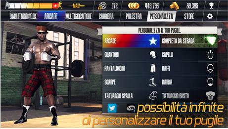 app boxe iOS