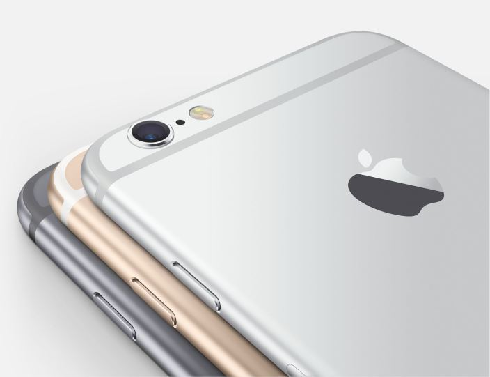 entry level iPhone 6S