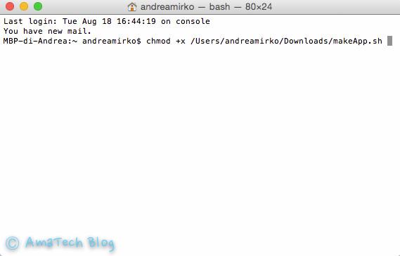 Guida Whatsapp Web come app su Mac
