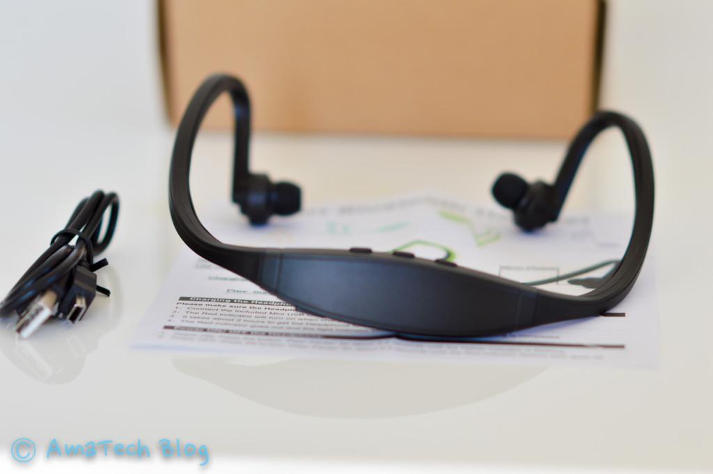 Patuoxun Wireless Earphone black
